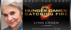 Mags in Catching Fire