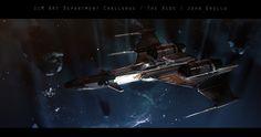 ArtStation - ILM Art Department Challenge , John Grello