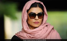Sushmita Sen does a fantastic job of fronting Aarya, a nine-episode Hotstar crime show about a woman who takes charge of her family's pharma firm Sushmita Sen, Crime, Women, Crime Comics, Fracture Mechanics, Woman