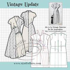 Pattern Puzzle - Vintage Update