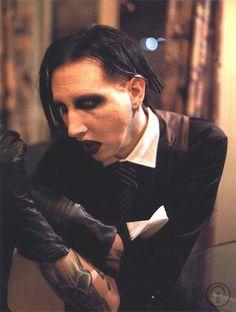 Marilyn Manson <3