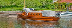 Wood boat, Tynningö, Sweden -By Bengt Nyman