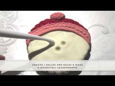 How to make snowmen cookies