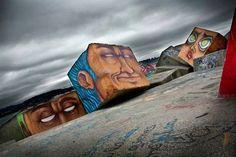 Street Art Morocco #morocco #moroccan #street #art #travel #tourism #photography