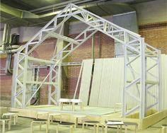 shigeru ban's pavilion for artek -a milan furniture fair 2007 preview-