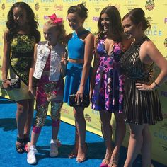 All the girls at the #tcas2015 Pin credit to ♡DM Fandom♡