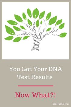 Curious about your DNA test results? Find resources to help you understand your DNA test results and find clues for researching your ancestors and relatives. #geneticgenealogy #DNA #areyoumycousin