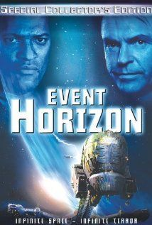 Laurence Fishburne and Sam Neill in Event Horizon Scary Movies, Great Movies, Horror Movies, Awesome Movies, Science Fiction, Fiction Movies, Lois Mcmaster Bujold, Sean Pertwee, Peliculas Online Hd