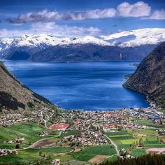 Vakre <3 Vik i Sogn Tattoo, Mountains, Water, Travel, Outdoor, Gripe Water, Outdoors, Viajes, Tattoos