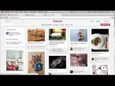 A Beginners Guide To Using Pinterest Tutorial Part 1 - YouTube