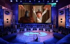 26 Home Theaters You Wish You Owned