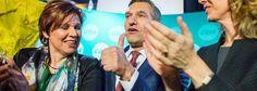 Verkiezingsprogramma CDA is aanval op coalitiepartijen - Volkskrant