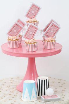 Magic-Themed Birthday Party and DIY Backdrop