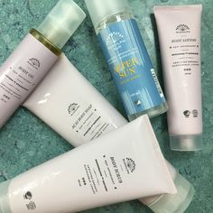 My after-sun routine | Rudolph Care - Certified Organic Sustainable Luxury
