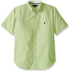U.S. Polo Assn. Men's Big-Tall Short Sleeve Button Down Oxford Shirt, http://www.amazon.com/dp/B01AZG8WKI/ref=cm_sw_r_pi_awdm_6.o4wb0VSH20B