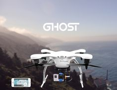 Win a GHOST Aerial Drone + Gimbal