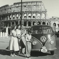#TBT a ride in #Rome in the 70s #italy