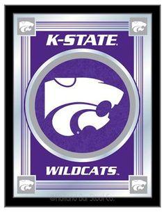 Kansas State University Logo Mirror