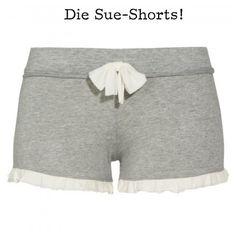Mode am Mittwoch: Die Sue-Shorts. | Texterella