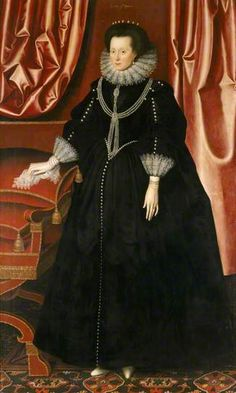 Elizabeth Drury, Countess of Exeter...interesting.......