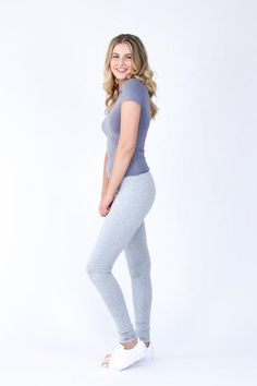 Virginia leggings by Megan Nielsen Patterns