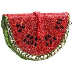 Mary Frances 11-409 Juicy Shoulder Bag ($272) ❤ liked on Polyvore