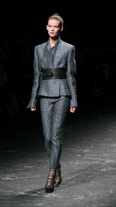 Défilé Haider Ackermann - Paris Fashion Week 2012