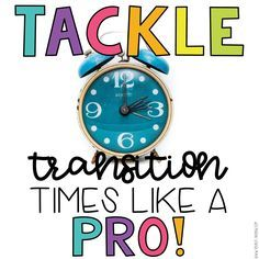 Transition times in the Special Education classroom can be difficult. Check out these 2 easy tips to tackle transition times like a pro in your classroom! Classroom Behavior, Autism Classroom, Classroom Activities, Classroom Management, Behavior Management, Classroom Ideas, Preschool Classroom, Time Management, Microsoft