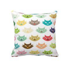 Cats! Pillow