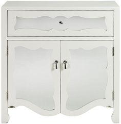 "Reflections 34""H Mia Cabinet - Cabinets - Storage Cabinets - Living Room Furniture - Furniture | HomeDecorators.com"