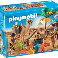 PLAYMOBIL Grafrovers met Egyptische schatten - 5387 -  Koppen.com