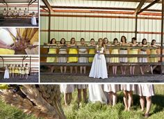 Barn DIY Wedding