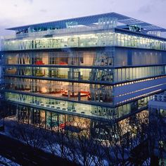 Sendai Mediatheque — Sendai, Japan | 49 Breathtaking Libraries From All Over The World