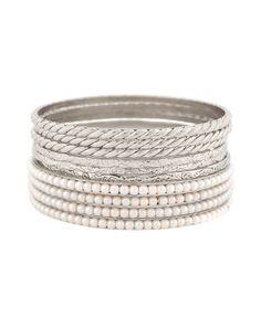 Love me some bracelets :)