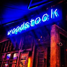 Woodstock: Good place for a beer with rock music