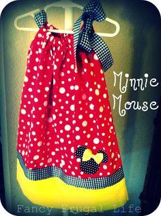 Disney Inspired Handmade Fashion