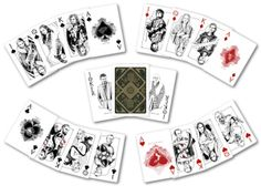 Game of Thrones Playing Cards by TimeVoid on Etsy Calming Games, Game Of Thrones Cards, Getting Played, Illustrations, Fun Games, How To Draw Hands, Tattoo Designs, Playing Cards, Geek Stuff