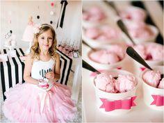 Glam Barbie Birthday Party - bows created on the new Cricut Explore #explorecricut #papercrafts