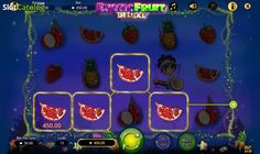 Win. Exotic Fruit Deluxe (Video Slot from Booming Games)