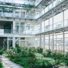 """Explore our site for more details on """"greenhouses you'll love"""". It is an exceptional place to read more. Concept Architecture, Beautiful Architecture, Landscape Architecture, Interior Architecture, Commercial Architecture, Light Architecture, University Housing, University Architecture, Arch Interior"""