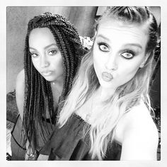 Perrie's new Instagram picture with Leigh ♥ - Little Mix Photo (37462180) - Fanpop