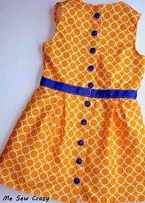 Jackie O Dress pattern