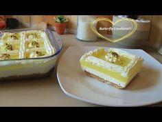 Greek Desserts, Greek Recipes, Candy Recipes, Dessert Recipes, Food Network Recipes, Cooking Recipes, The Kitchen Food Network, Cupcake Cakes, Cupcakes