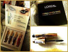 szminka w szpilkach: L'OREAL, Volume Million Lashes, przegląd maskar ni...