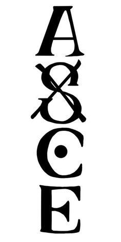Ace's tattoo