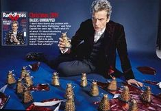 Pawns in the Doctor's game