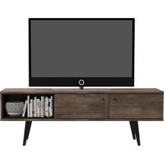 This TV stand is a splendid addition to every home and will give your living room the class and elegance you are looking for. This product combines coziness, glamour, comfort, and an affordable price. The stand is made of 100% MDF (Medium Density Fiberboard) and comes in a weathered distressed brown color. MDF is a high grade, composite material that performs better than solid wood in many areas. Made from recycled wood fibers and resin, MDF is machine dried and pressed to produce dense…