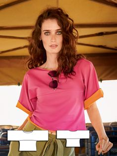 Cuffed Sleeve Shirt 06/2016 #101A http://www.burdastyle.com/pattern_store/patterns/cuffed-sleeve-shirt-062016?utm_source=burdastyle.com&utm_medium=referral&utm_campaign=bs-tta-bl-160516-DesertQueen101A