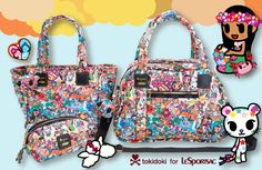 Exclusively in Hawaii: tokidoki for LeSportsac – Dolcezza! | LeSportsac