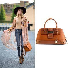 Style Inspiration: Boho Chic   http://bobags.com.br/compra-de-bolsas/street-chic-pyramid-bag-by-dior.html #dior #brechodebolsas #adorobobags